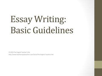 Writing Introductions; Help Writing Admissions Essays